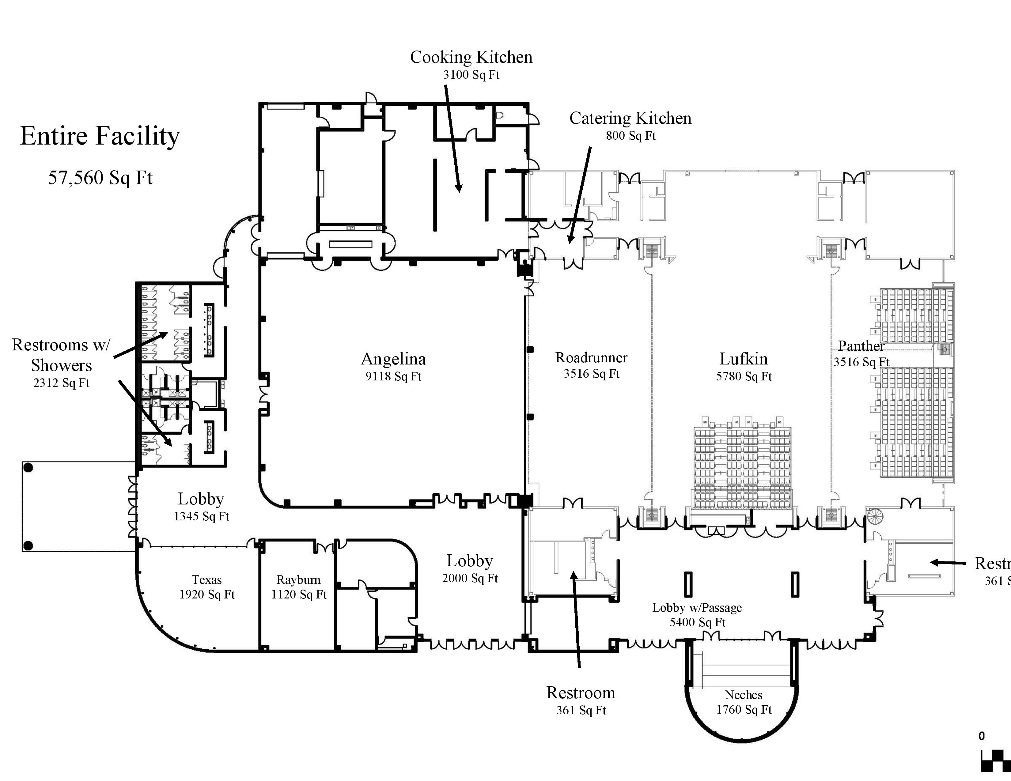 Rates lufkin convention visitors bureau for Continental homes of texas floor plans