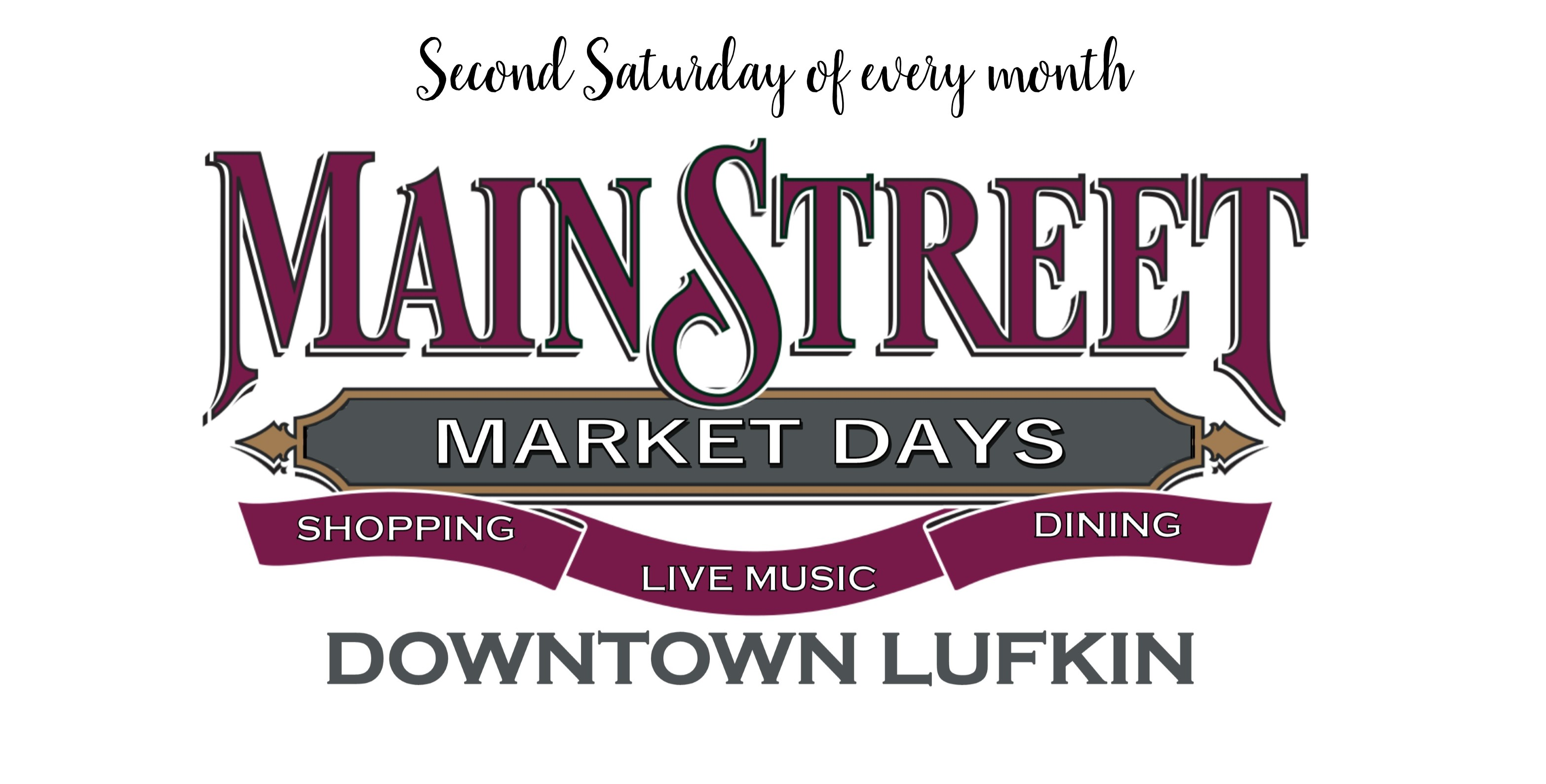 2019 Lufkin Market Days
