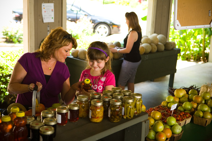 Shop Lufkin's Farmer's Market Every Weekend