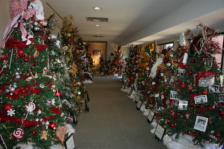 Museum of East Texas Festival of Trees : Lufkin Convention ...