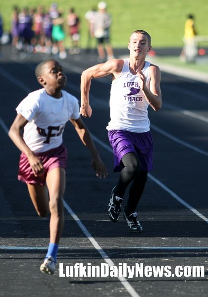 Track and Field in Lufkin